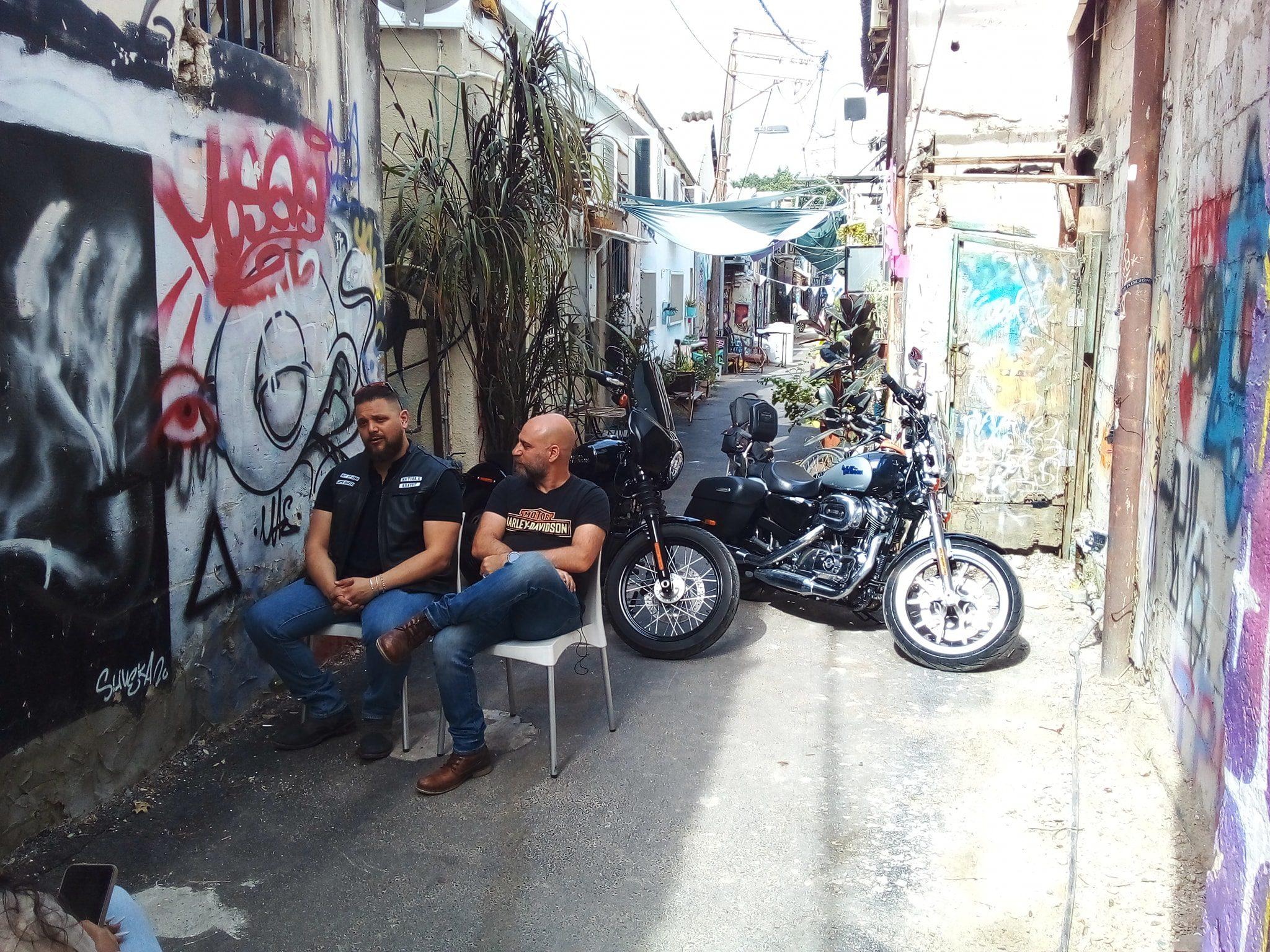 מלאכים על גלגלים – כתבה ב-Ynet